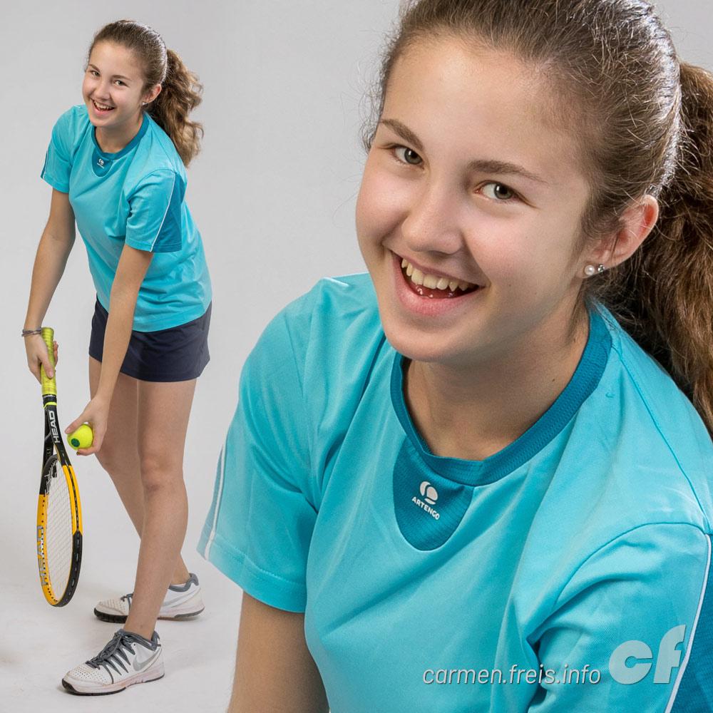 Carmen Frei St. Gallen, tennis